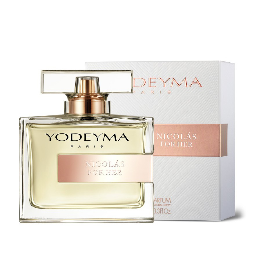 YODEYMA Paris Nicolás for her 100 ml (Narciso Rodríguez for her)
