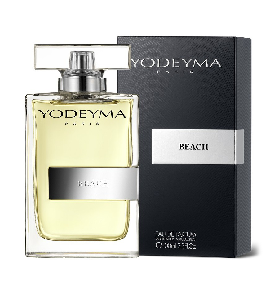 YODEYMA Paris Beach 100ml (věrná imitace vůně Fierce od Abercrombie & Fitch)