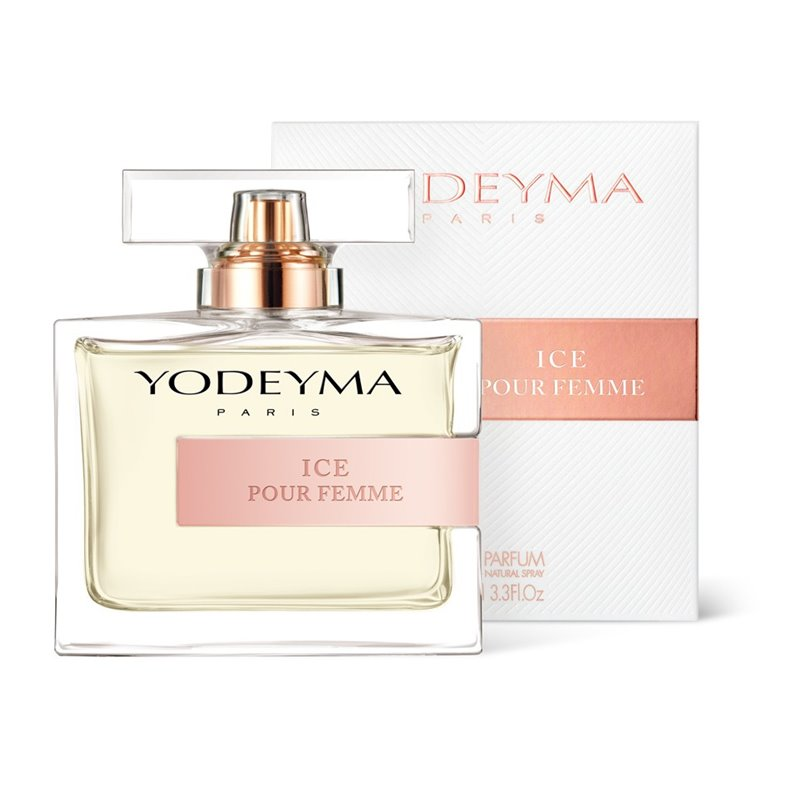 YODEYMA Paris Ice pour Femme 100 ml (Dior Homme Cologne od DIOR)
