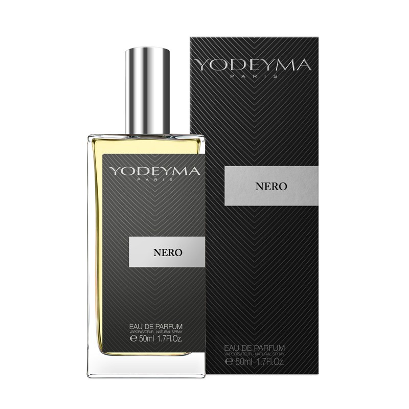 YODEYMA Paris Nero 50 ml (Man in black od Bvlgari)