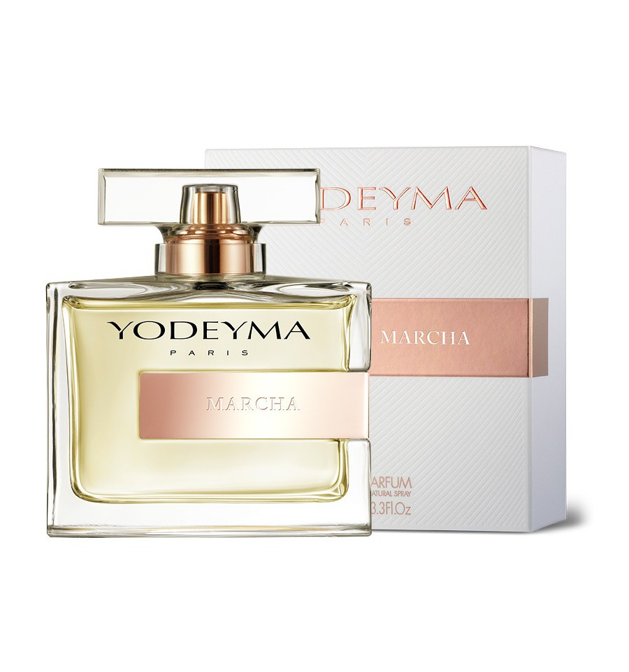 YODEYMA Paris Marcha 100 ml (Fuel for life women od Diesel)