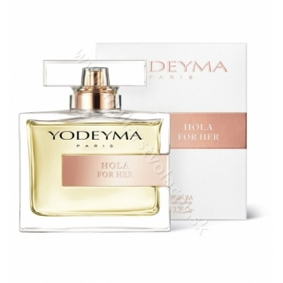 YODEYMA Paris Hola for her 100ml - parfum pre dámy