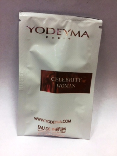 Yodeyma  Celebrity Woman mini tester 1,2ml