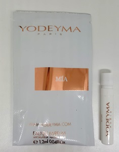 Yodeyma Mía mini tester 1,2ml